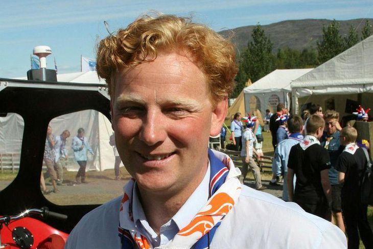 Bragi Björnsson, fyrrverandi skátahöfðingi.