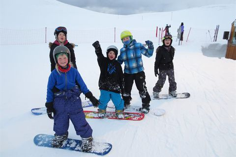 Sauðárkrókur-Tindastóll Ski Area