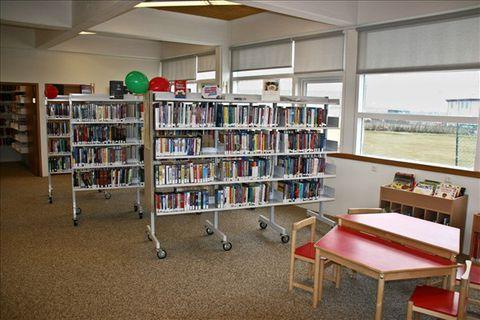 Öxarfjörður Library