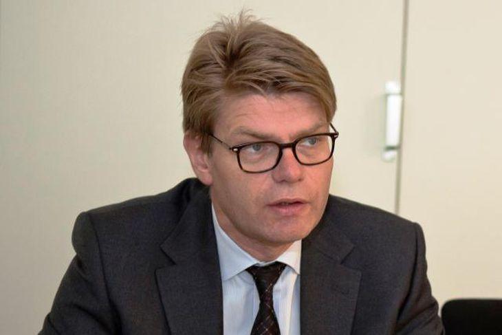 Björn Zoëga, forstjóri Landspítalans.