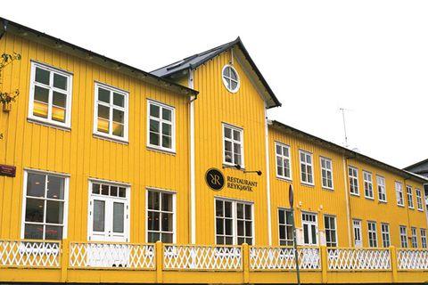 Restaurant Reykjavik