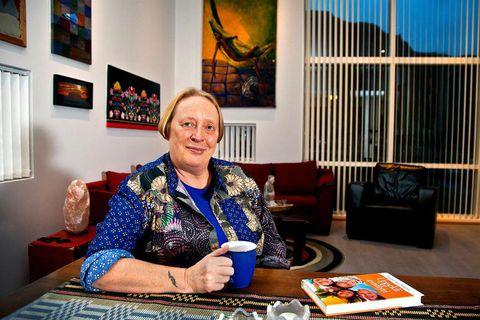 Margrét Pála Ólafsdóttir, director of the Hjallastefna playschools in Reykjavik