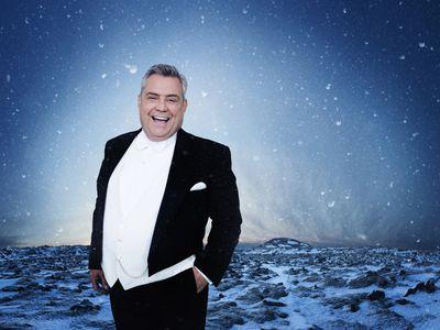 Kristjáns Jóhannsson Christmas Concert
