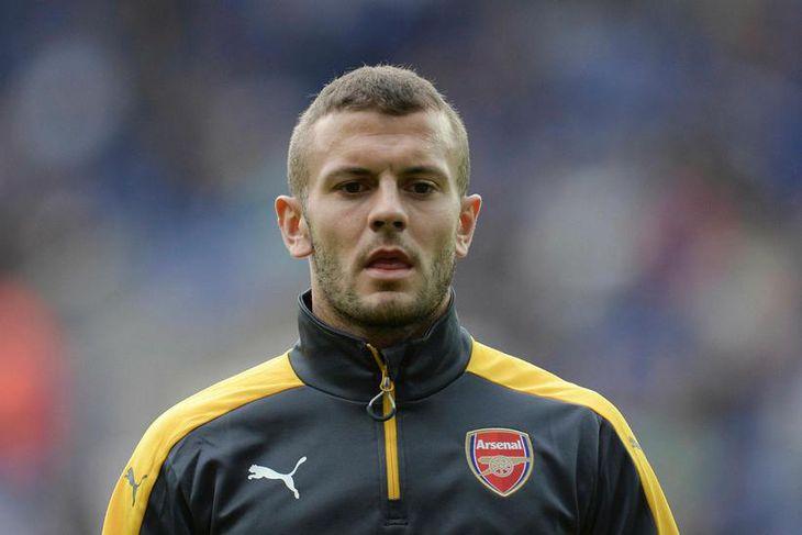 Jack Wilshere mun leika með Bournemouth sem lánsmaður frá Arsenal.