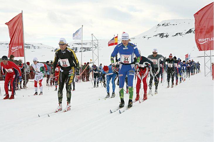 Fossavatn ski marathon