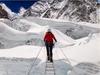 Vilborg Arna segist vera komin með plan fyrir uppgöngu á Everest, en veðurfarið hefur ekki ...