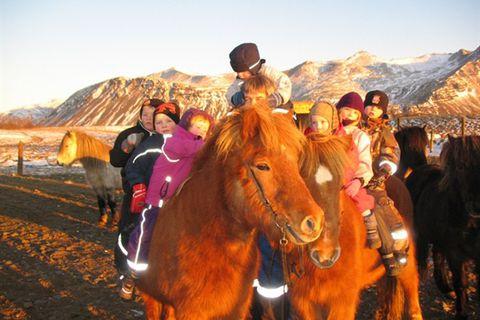 Arnanes - Riding Tours