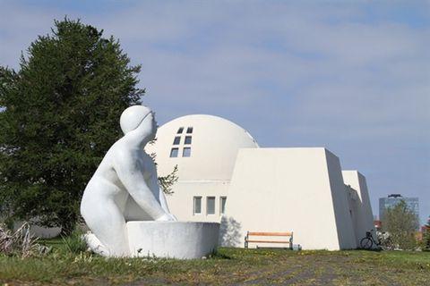Reykjavík Art Museum - Ásmundur Sveinsson  Sculpture Museum