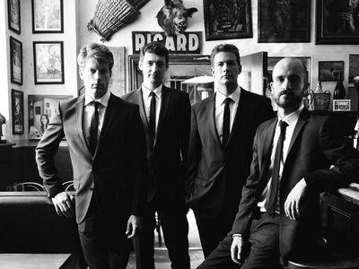 Calder String Quartet - Chamber concert in Norðurljós