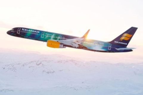 TF-FIU Hekla Aurora.