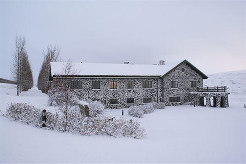 Skriðuklaustur, Centre of culture & history