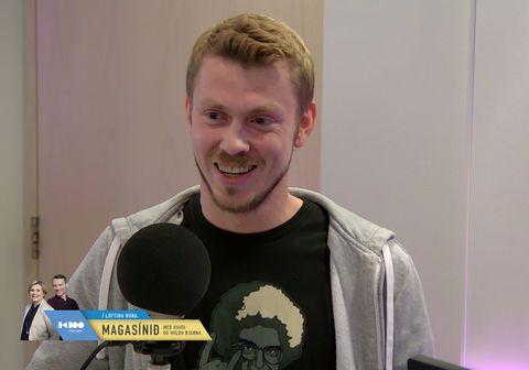Ingvi Gautsson í Magasíninu.