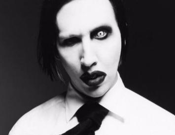 Marilyn Manson er ekki sátur við Justin Bieber.
