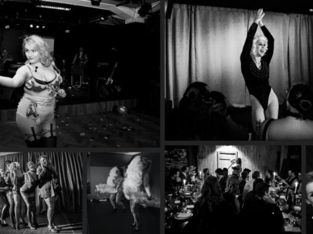 Gógó Starr & Miss Mokki: An evening of drag and burlesque