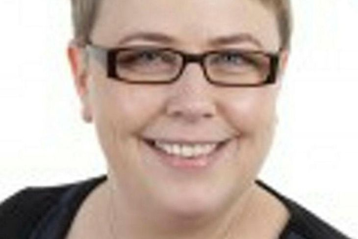 Bryndís Snæbjörnsdóttir.