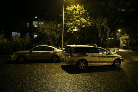 Two men are in police custody.