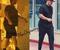 Rob Kardashian deildu á dögunum árangursmynd af sér.