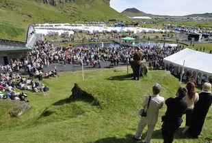 Föstudagur á Þjóðhátíð 2016