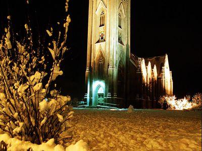 Landakotskirkja Church