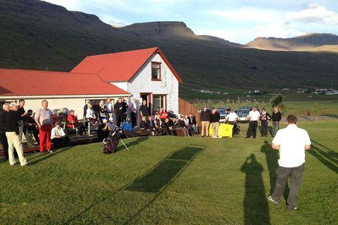 Byggðarholt Golf Club