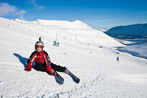 Tungudalur Ski Lodge