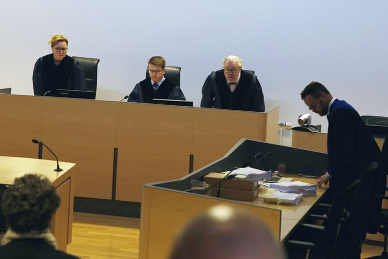 Court hearings in the Birna-case begun at nine a.m. this morning.