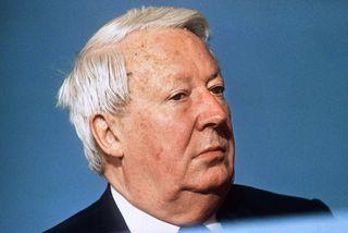 Edward Heath, fyrrverandi forsætisráðherra Bretlands og leiðtogi Íhaldsflokksins, lést árið 2005.
