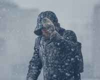Winter is here to stay, says the Iceland Met Office.