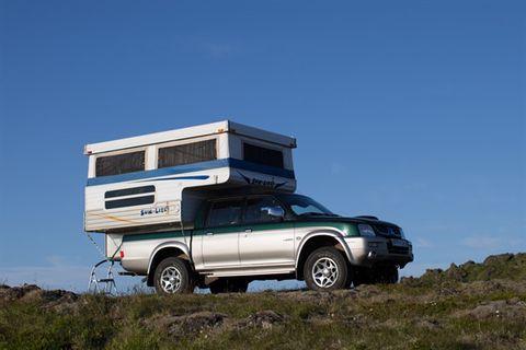 Skyr Campers - Iceland Camper Rental