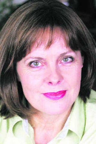 Kristín Marja Baldursdóttir.