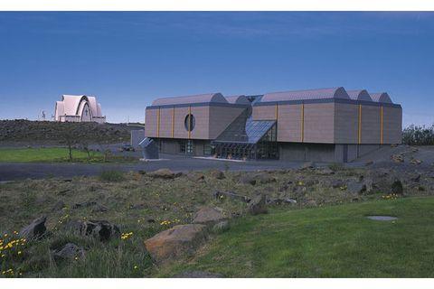 Kópavogur Art Museum- Gerðarsafn