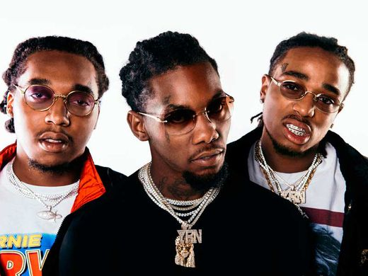Migos in Iceland