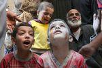 Börnin í Aleppo