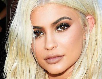 Kylie Jenner á stórt safn af merkjavörutöskum.
