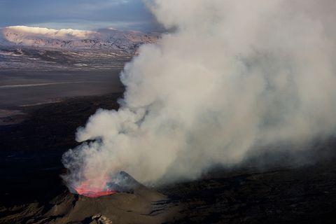 Seismic activity in Bárðarbunga continues to diminish.
