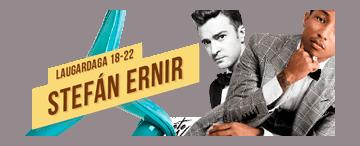 Stefán Ernir