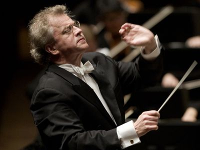 Osmo Conducts Shostakovich