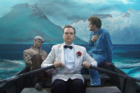 Ragnar Kjartansson is one of Iceland's most renowned contemporary artists.