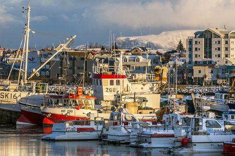 Heimsókn - Hafnarfjörður