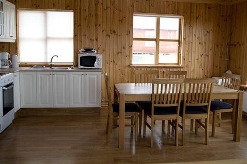 Glaðheimar Cottages and camping
