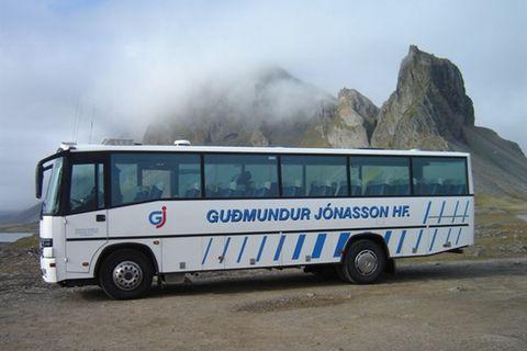 Guðmundur Jónasson Travel