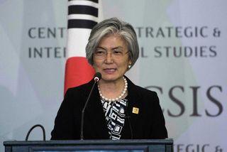 Kang Kyung-wha.