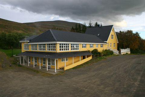 Guesthouse Leifsstaðir