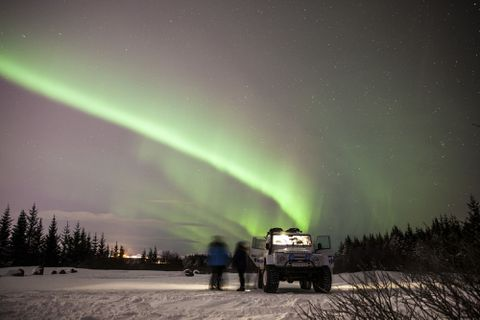 Northern Lights Jeep Tour