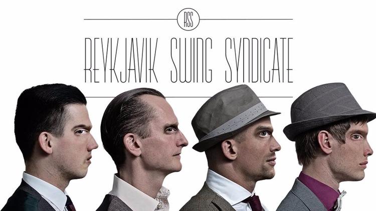 Sunday jazz - Reykjavik Swing Syndicate