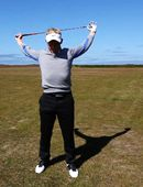 Golf: Upphitun mikilvæg