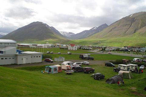 Ólafsfjörður Camping Ground