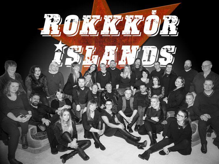 Rokkkór Íslands - Næntís