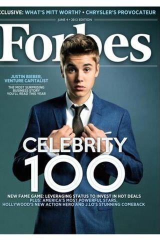 Táningurinn Justin Bieber veit ekki aura sinna tal.