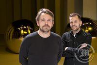 Þorleifur Örn Arnarsson og Mikael Torfason